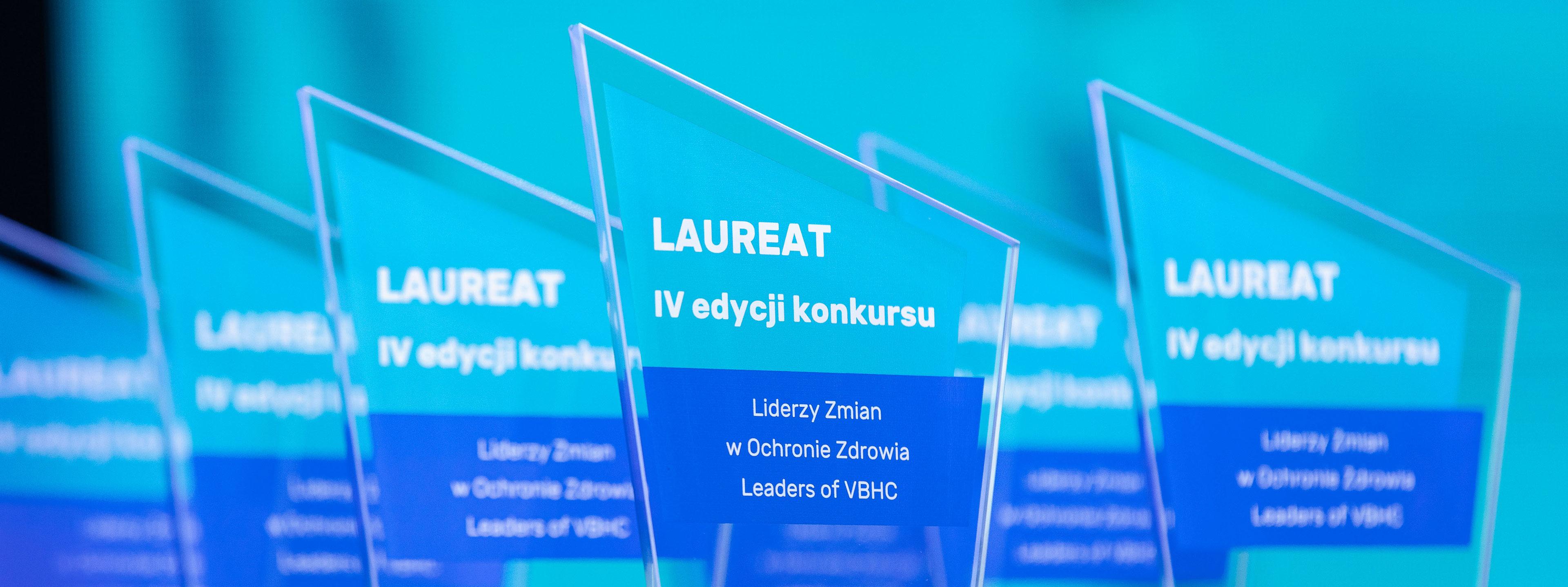 Gala Konkursu Liderzy Zmian w Ochronie Zdrowia