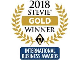 Gold Steve Award Winner