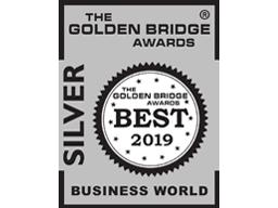 2019 Golden Bridge Award Silver Award