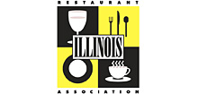 Illinois Restaurants association logo