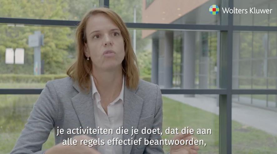 Marjolein Deryck over AI