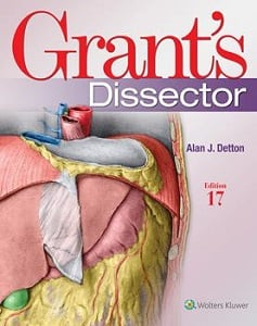 Grant's Dissector book cover