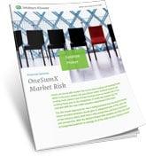 OneSumX Market Risk Solution Primer