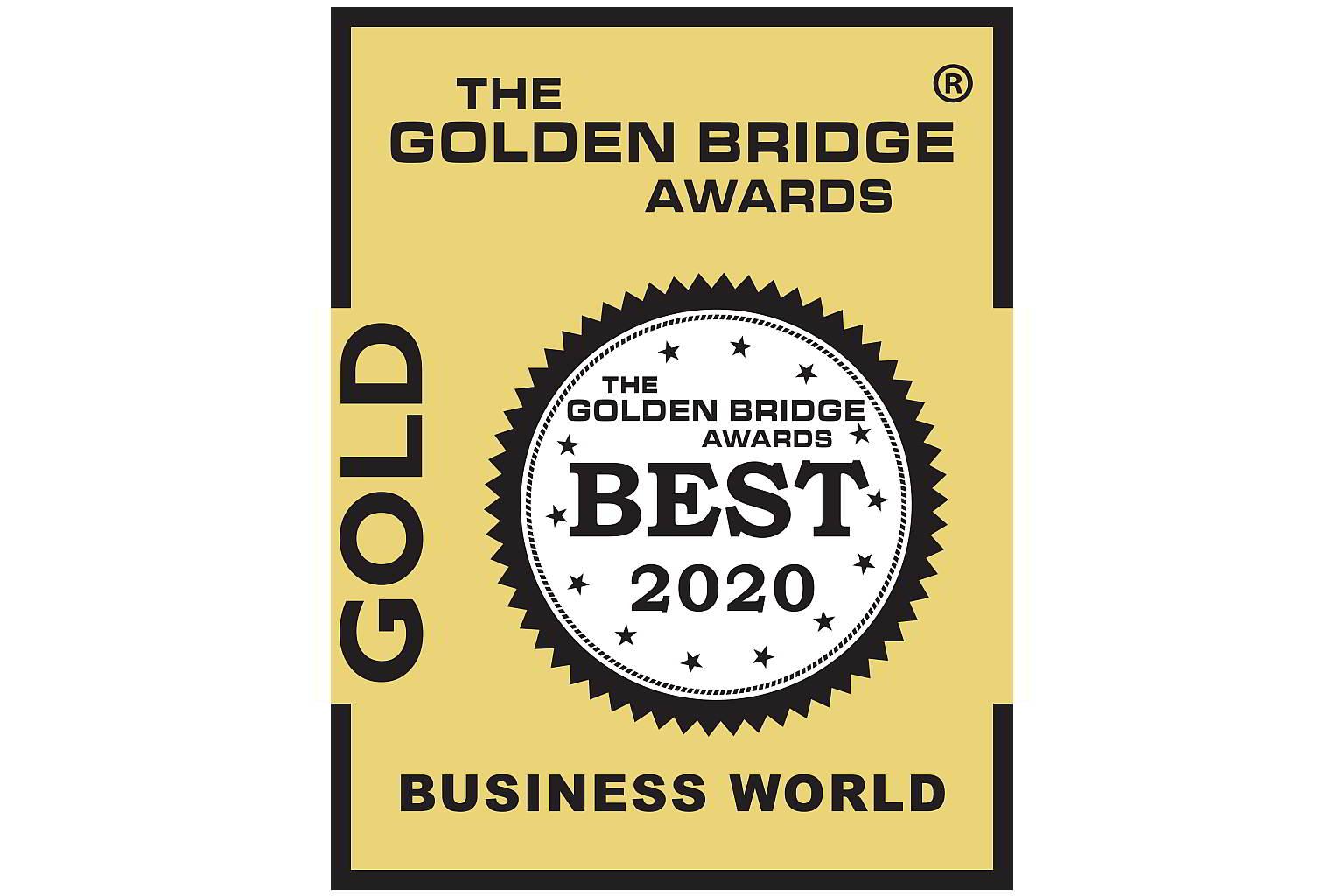 UCC Filing Hub wins gold from Golden Bridge Awards