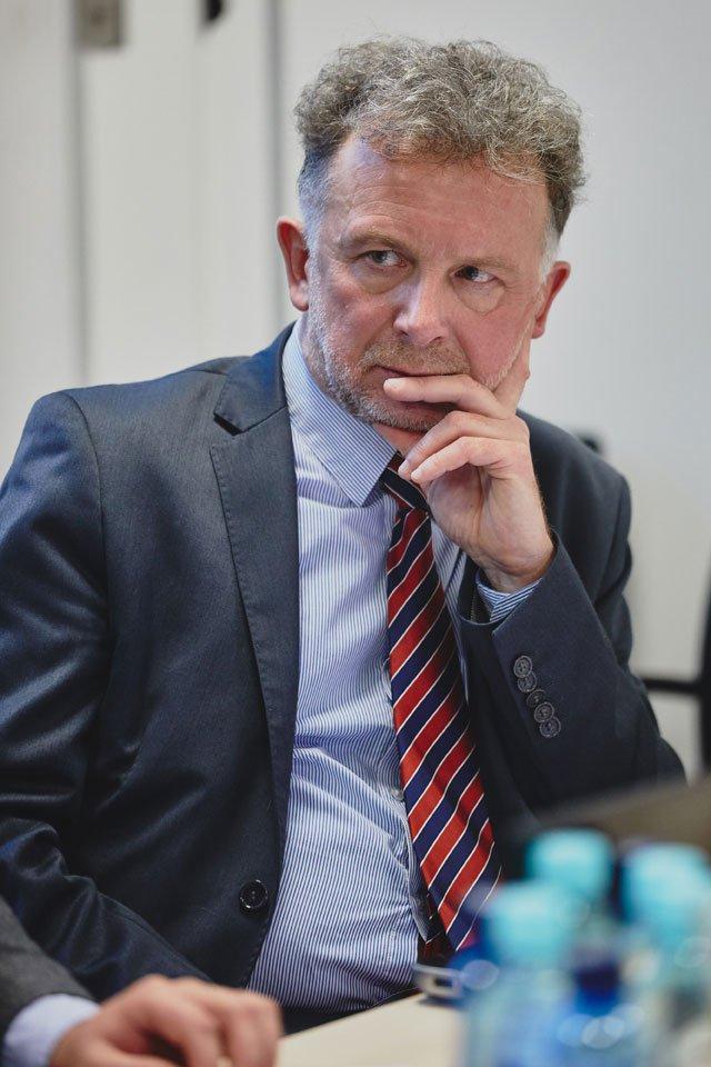 prof. Ireneusz C. Kamiński