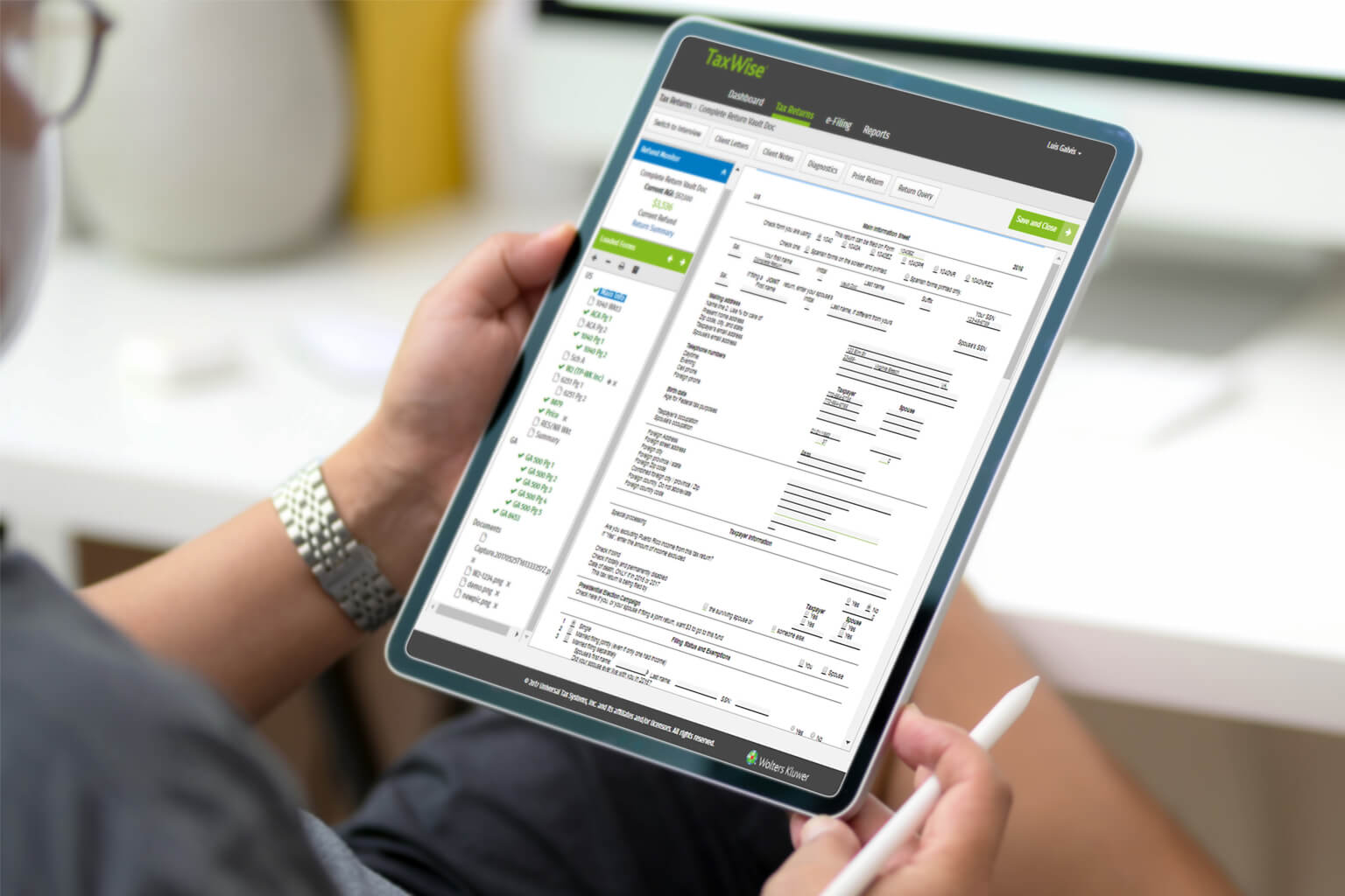 Virtual Tax Office