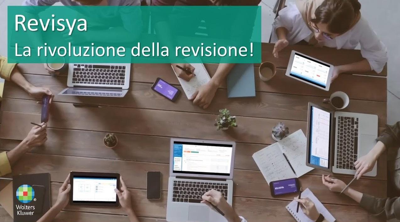 Revisya, la revisione della revisione