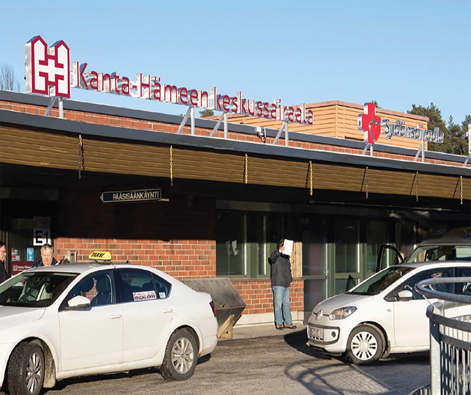 Kanta-Häme Central Hospital