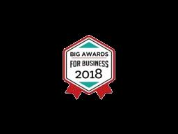 Big Awards for Business 2018