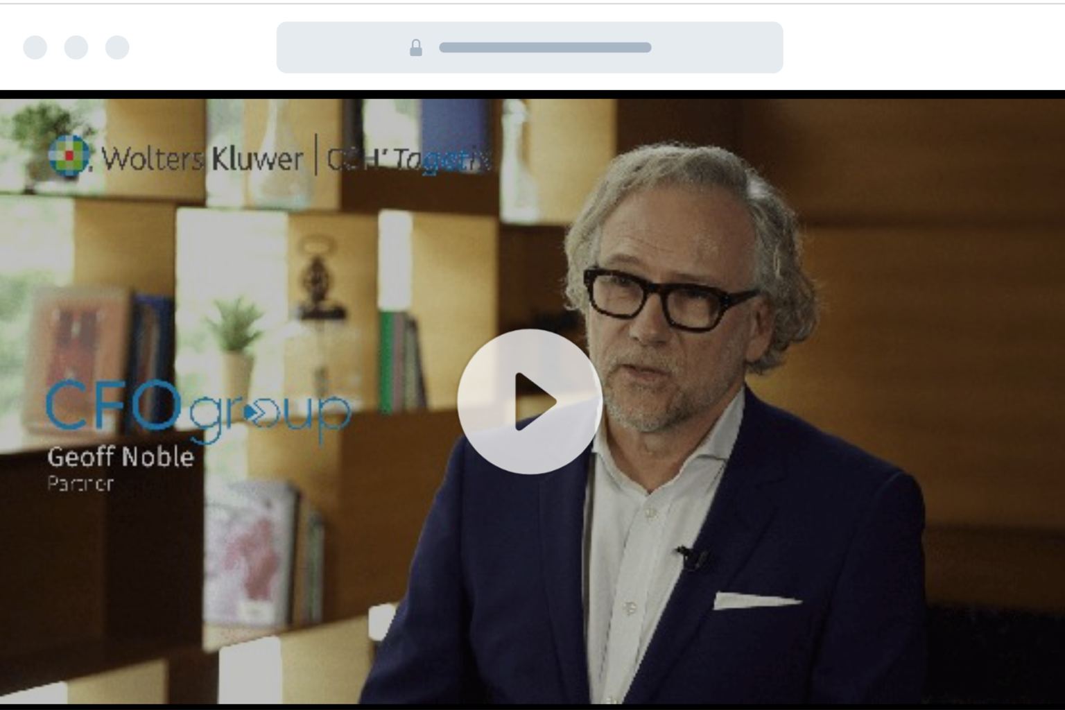 CFO Group Video thumbnail