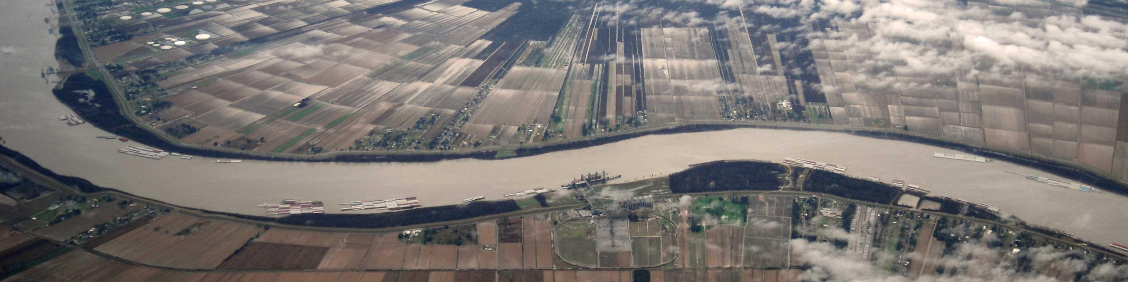 Flooding Land