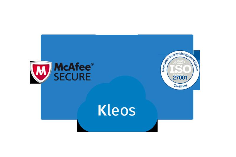 Kleos Security | Software para abogados con gestion de los datos