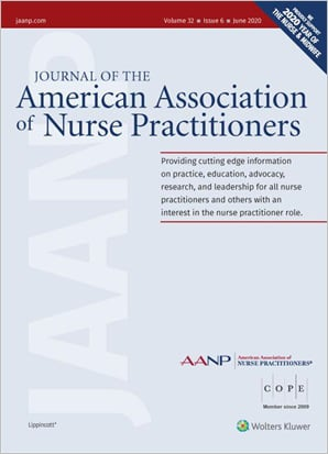 Journal of the American Association of Nurse Practitioners (JAANP)