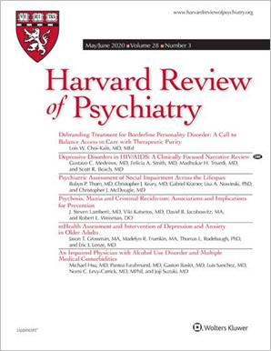 Harvard Review of Psychiatry