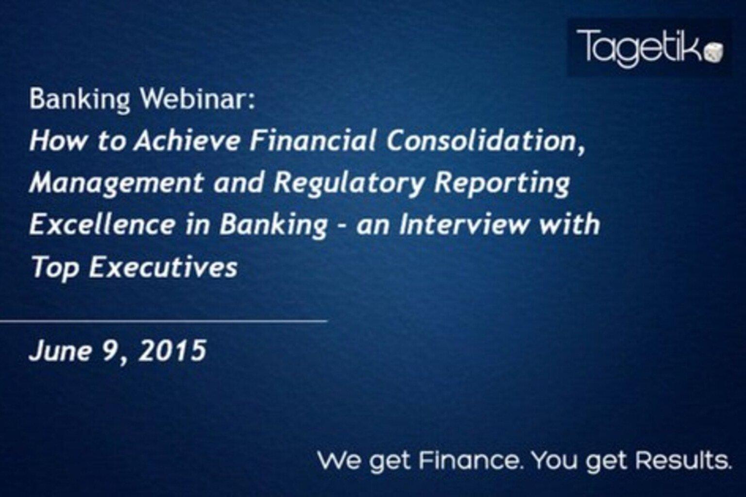 Webinar Banking Europe
