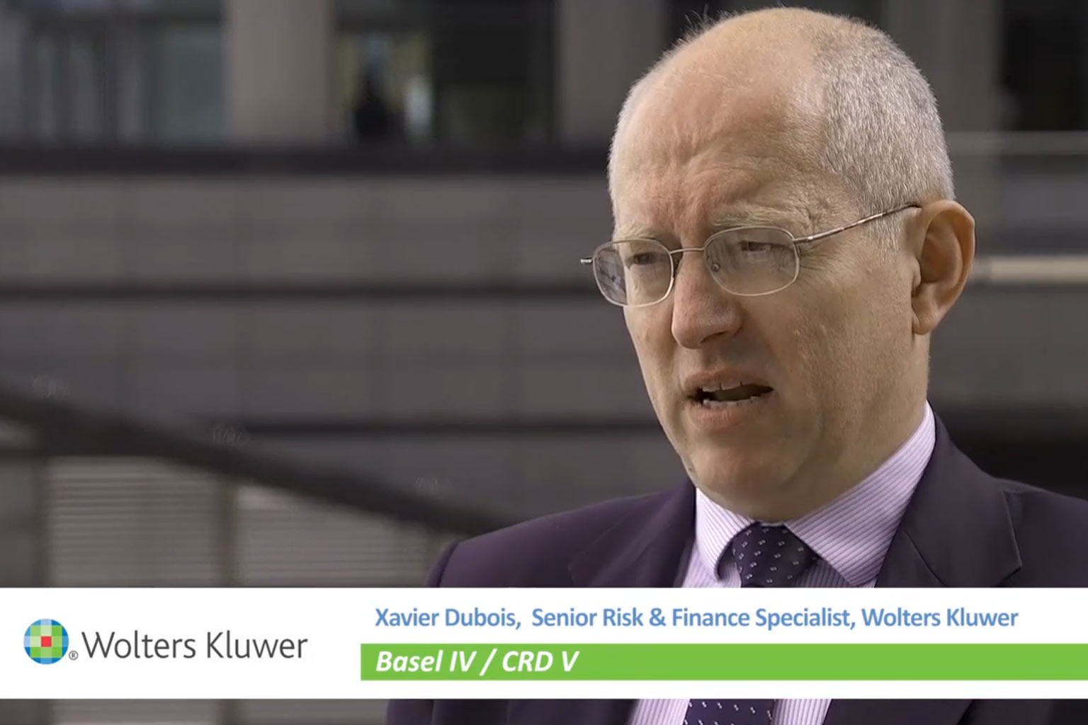 How can banks prepare for Basel IV and CRD V video