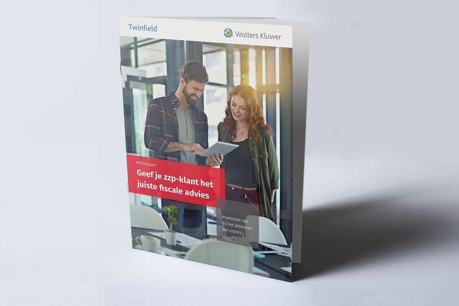 Cover whitepaper Geef je zpp klant het juiste fiscale advies