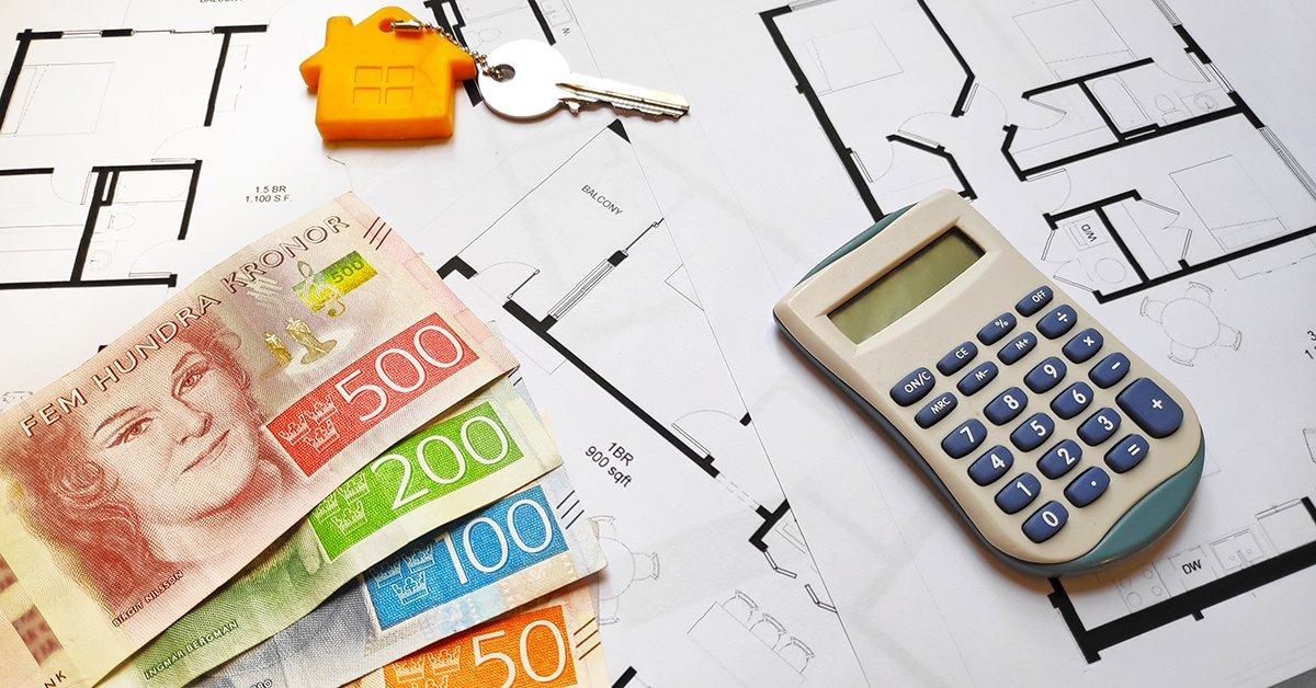 Pengar och miniräknare
