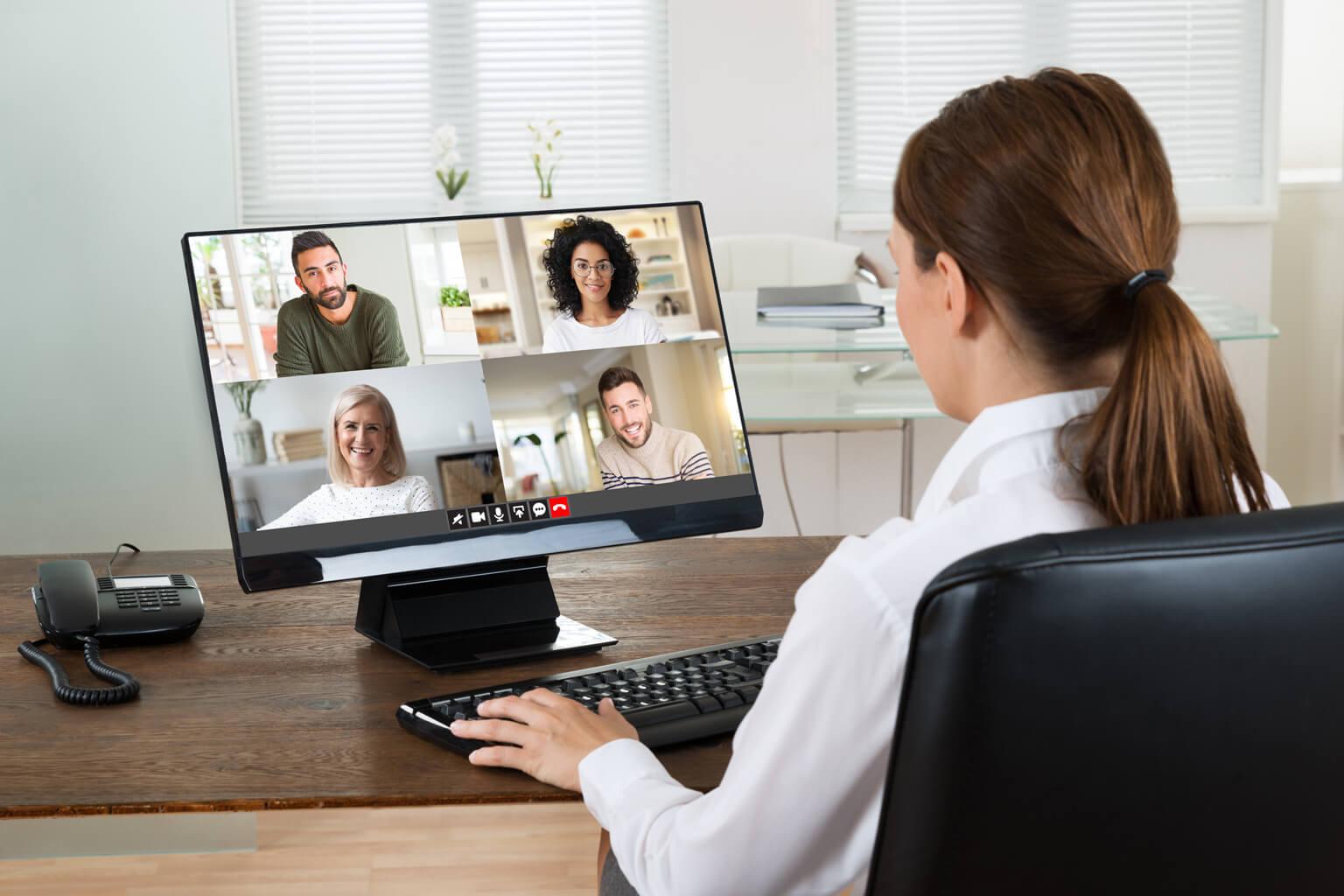 remote virtual firm