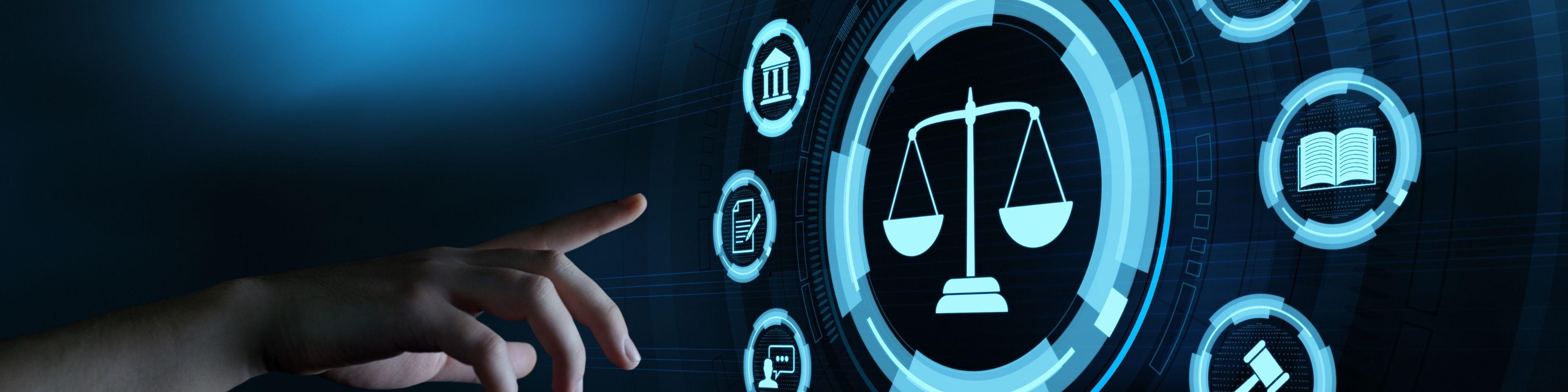 digitale rechtspraak