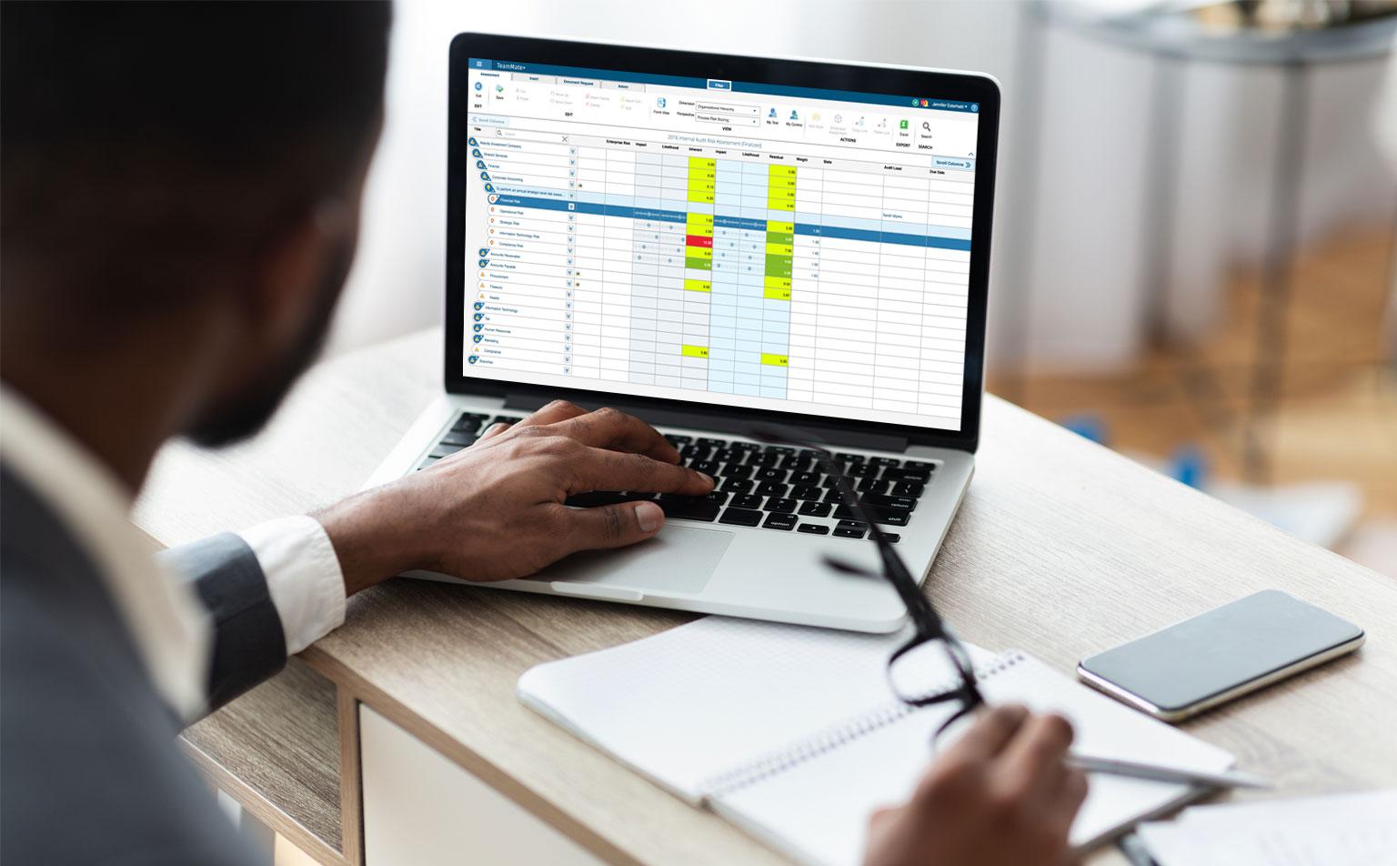 TeamMate+ Internal Audit Management Software