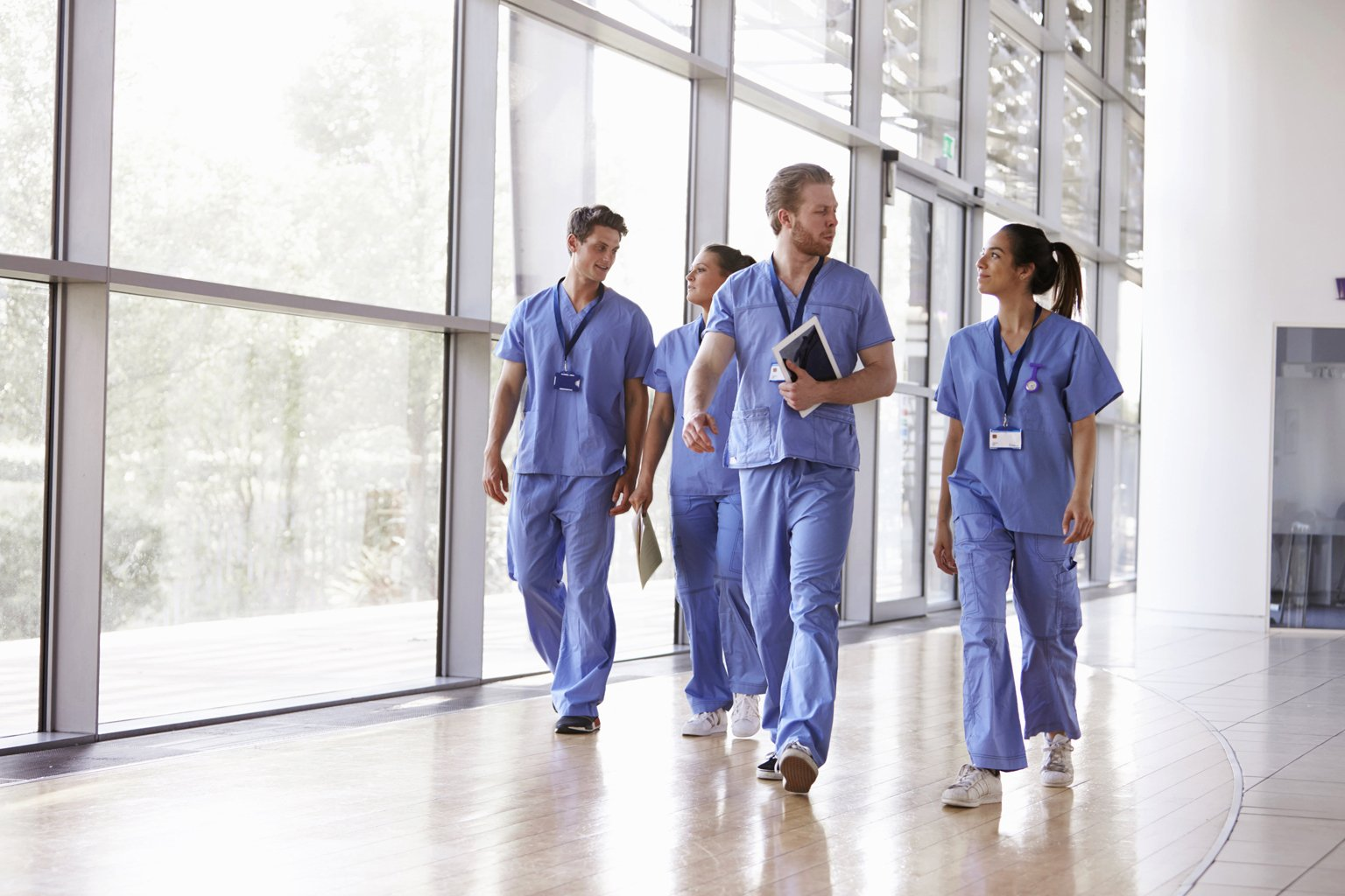 Exploring nurse staffing solutions in the COVID-19 pandemic