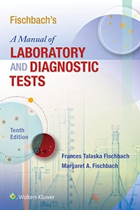 Manual of Laboratory and Diagnostic Tests, 10th Edition book cover