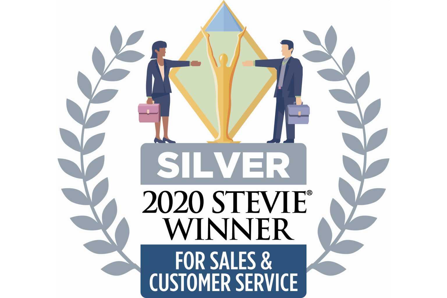 CT Corporation wins Stevie Customer Service Award