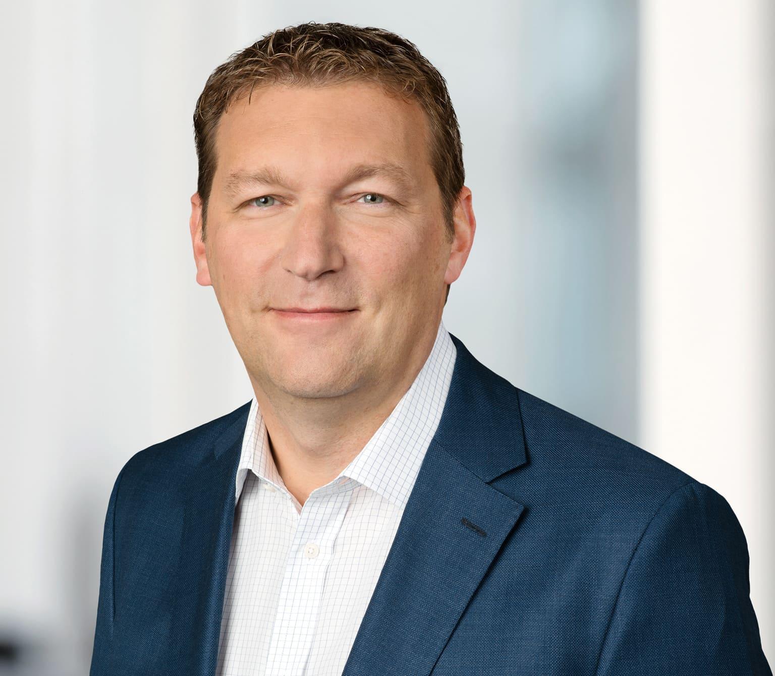 Ralph Vomderstein leitet den Geschäftsbereich Legal Software bei Wolters Kluwer in Deutschland