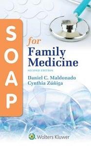SOAP for Family Medicine book cover