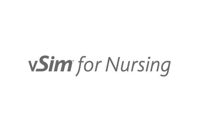 vSim for Nursing logo