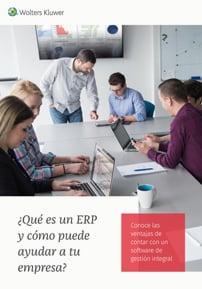 ¿Qué es un ERP y cómo ayuda a tu empresa?