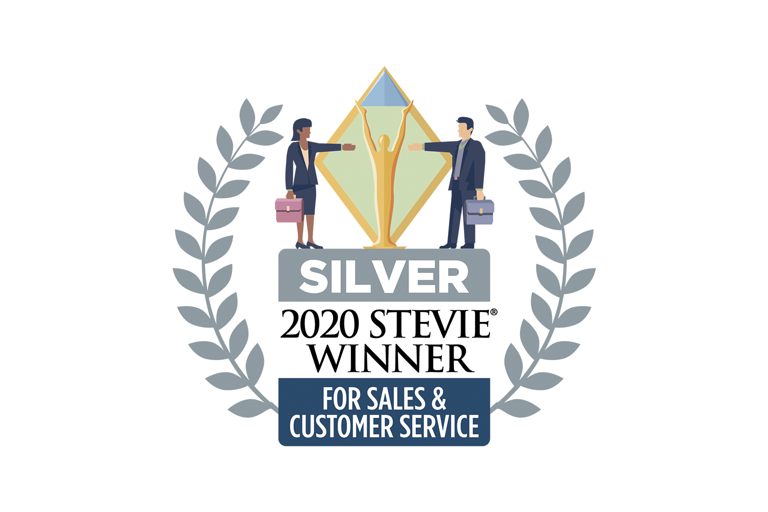 2020 Silver Stevie - Sales and Customer Service