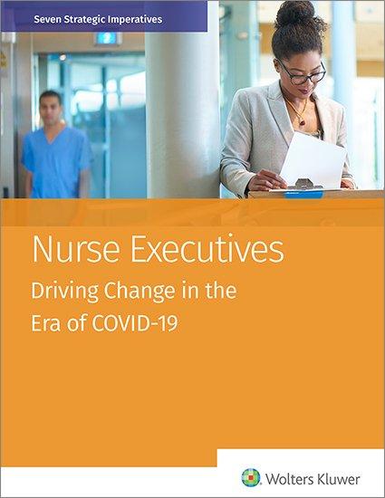 Nurse Executives report cover