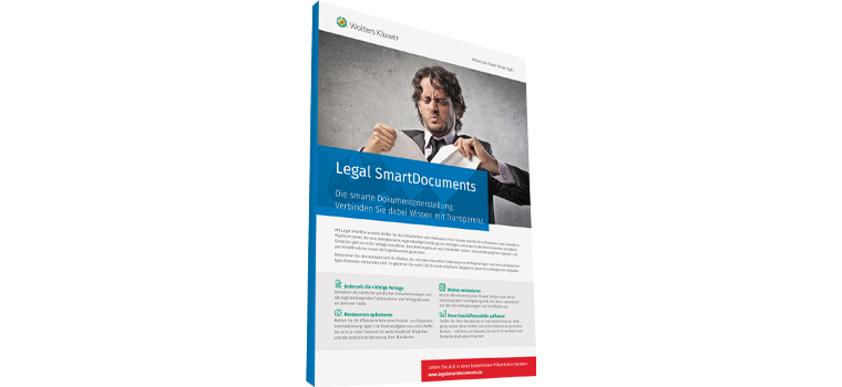 Legal SmartDocuments Flyer