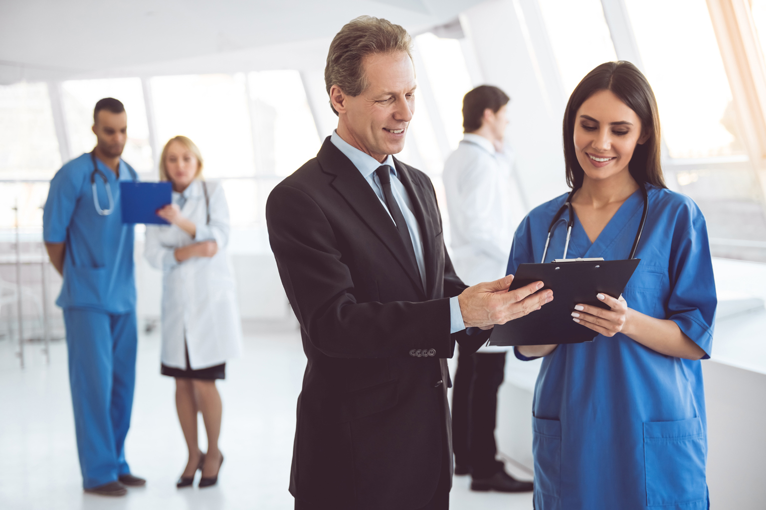 Tying healthcare CEO compensation to clinical performance