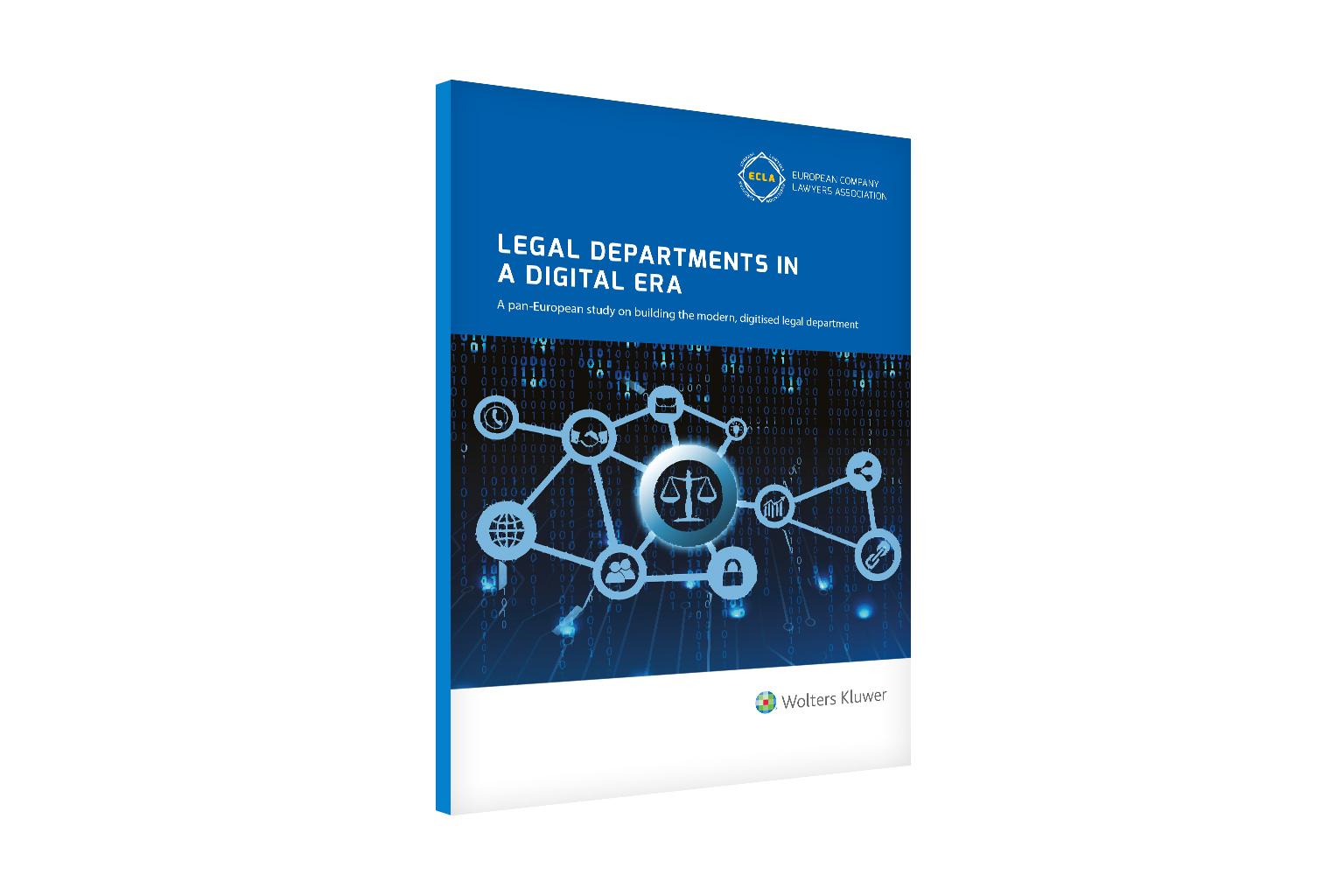 Legal Departments in a Digital Era