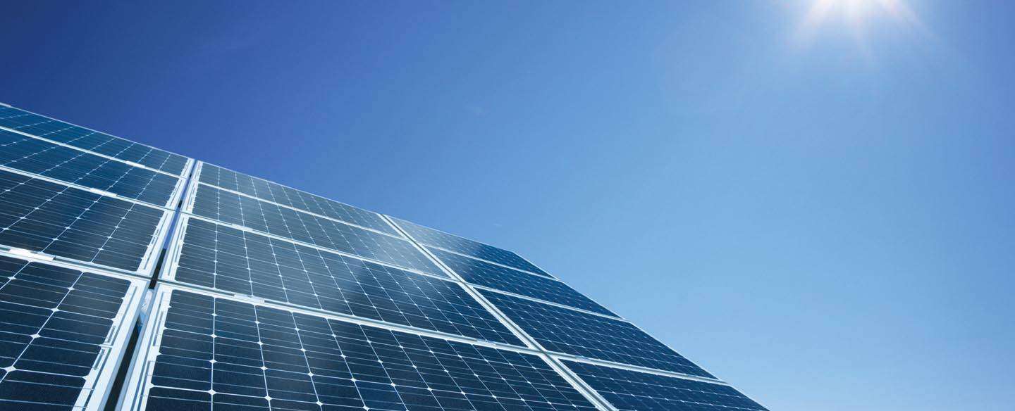 solar panels secured by UCC liens