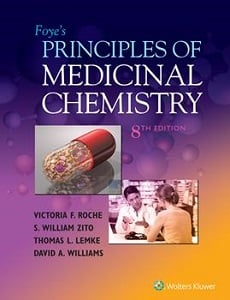 Foye's Principles of Medicinal Chemistry book cover