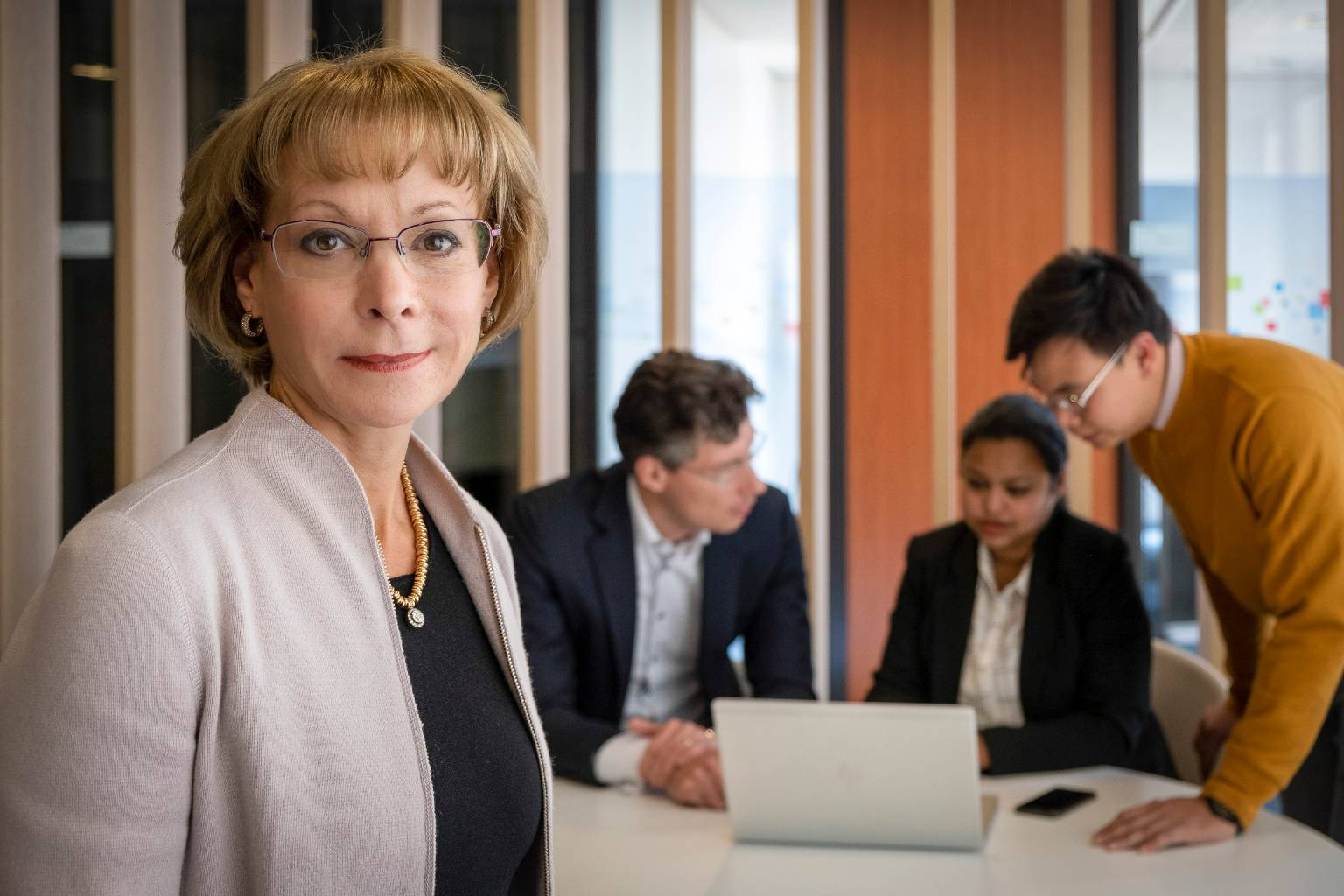 Nancy McKinstry, CEO & Chairman of Wolters Kluwer