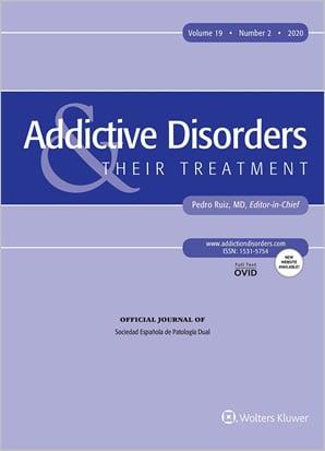 Addictive Disorders & Their Treatment
