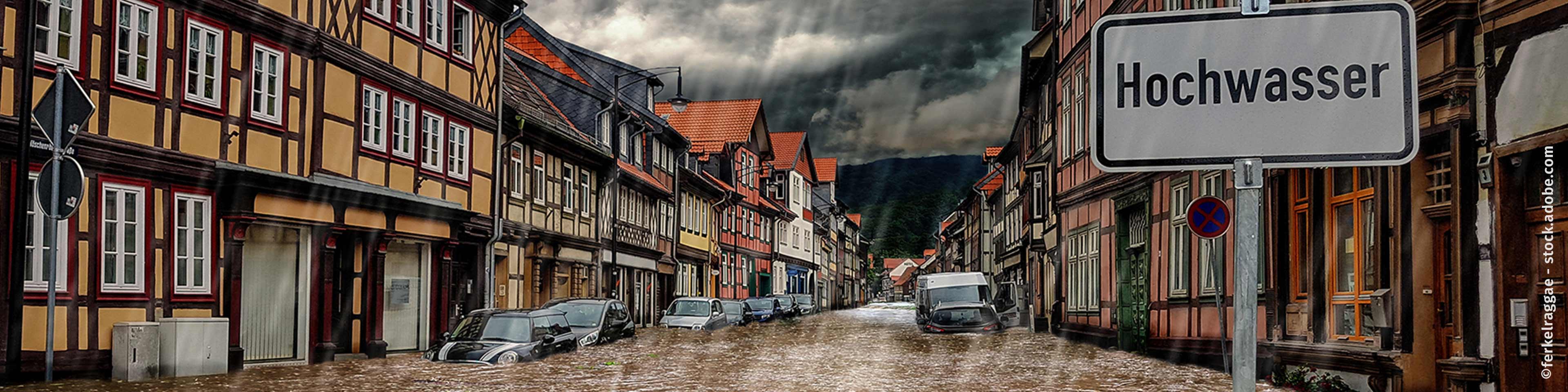 Spende Hochwasserkatastrophe