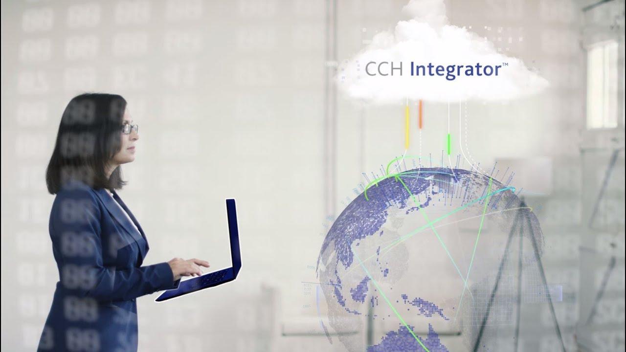 CCH Integrator International Tax Video