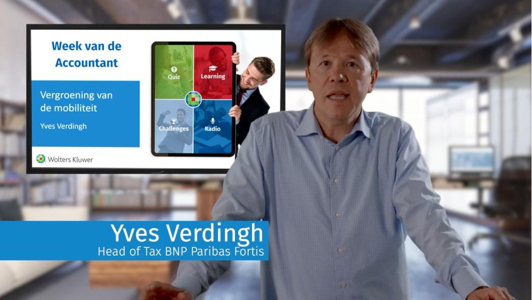 Yves Verdingh: Vergroening van de mobiliteit