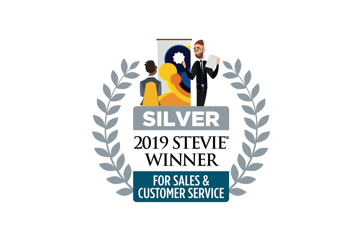 2019 silver stevie