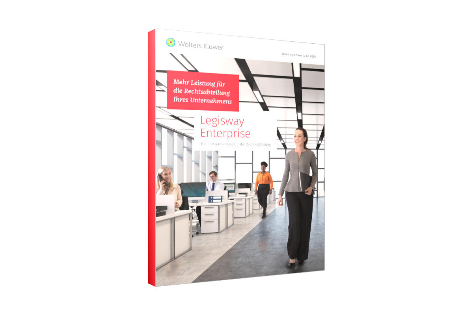 Legisway Enterprise Broschüre