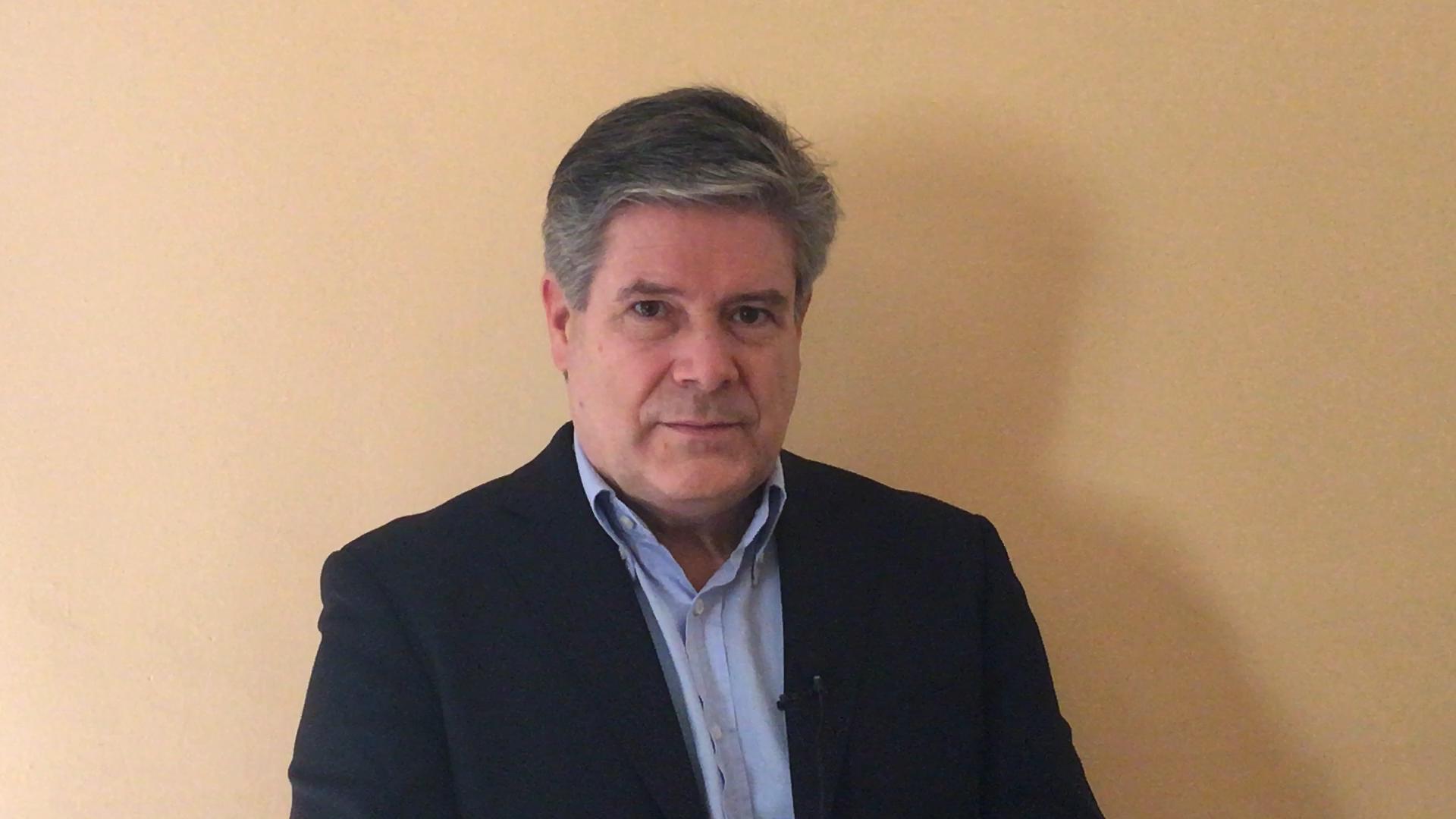Bartolomé Borrego, Técnico de Hacienda en la AEAT de Andalucía