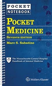 Pocket Medicine book cover