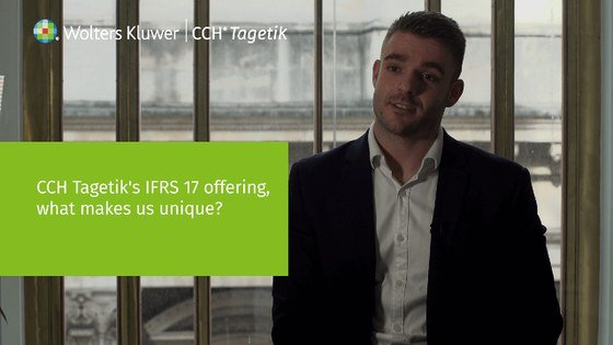 CCH Tagetik 's IFRS 17 offering