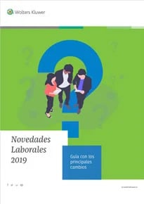 Ebook Novedades laborales 2019